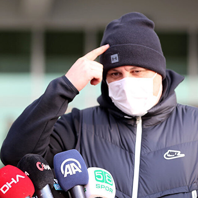 Gaziantep'te teknik direktör Marius Sumudica ile yollar ayrıldı