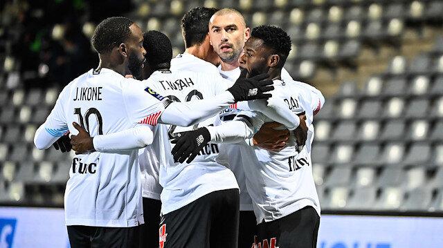 Lille Burak Yılmaz'ın attığı golle kazandı (ÖZET)