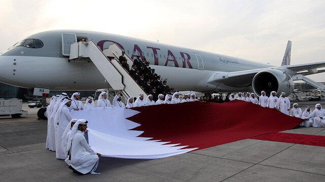 Bahrain, UAE reopen airspace to Qatari flights