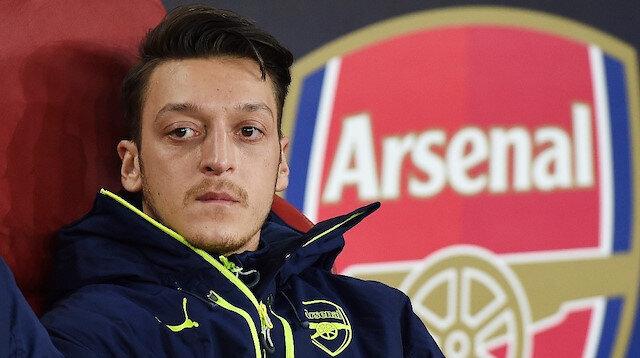 Mesut Özil tuttuğu takımı açıkladı ve mesaj gönderdi