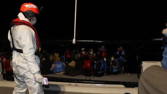 At least 212 irregular migrants held across Turkey