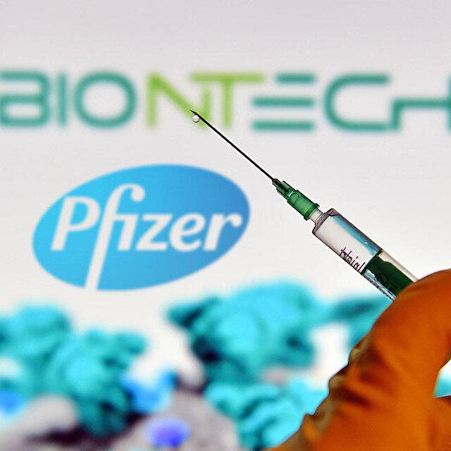 BioNTech/Pfizer'den AB'ye 75 milyon ilave aşı