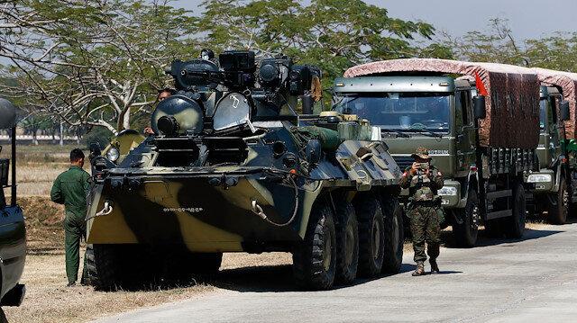UN Security Council urges democratic return in Myanmar