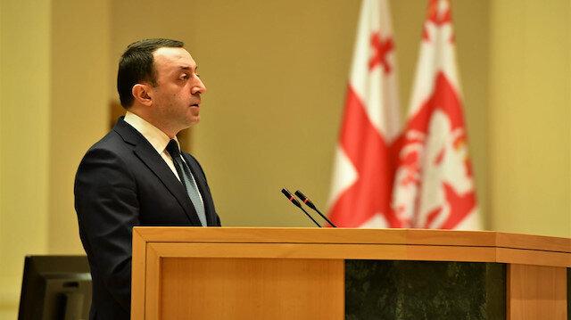 Georgia's new premier, cabinet win confidence vote