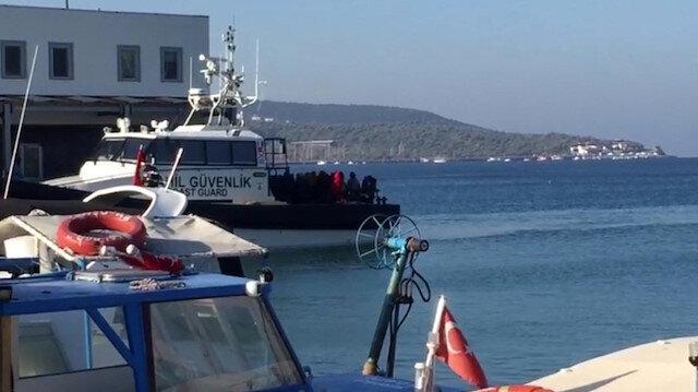 Turkey rescues 98 irregular migrants in Aegean Sea