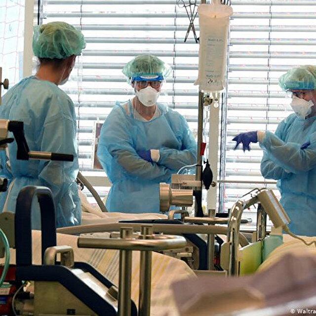 Üçüncü dalgayı yaşayan Almanya endişeli: Sağlık çalışanlarının kaçışını durdurmalıyız