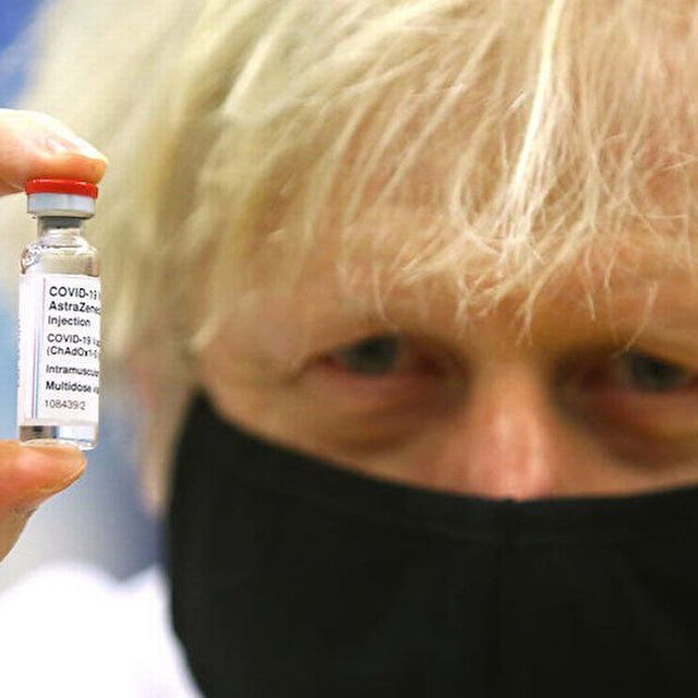 İngiltere Başbakanı Boris Johnson 23 ülkenin askıya aldığı AstraZeneca aşısını yaptıracak