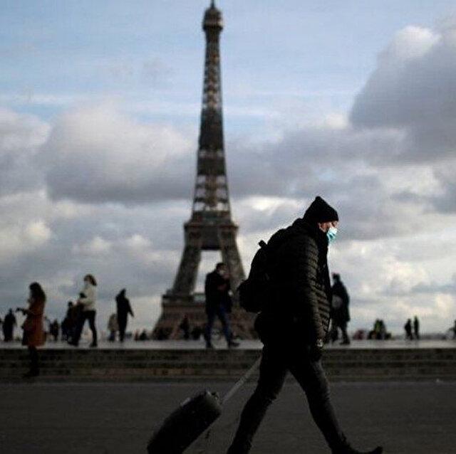 Fransa'da bir aylık kapanma kararı: 10 kilometreden uzağa gitmek yasaklandı