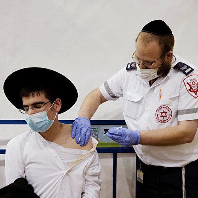 İsrail basını: Pfizer parasını alamadığı İsrail'e aşı sevkiyatını durdurdu