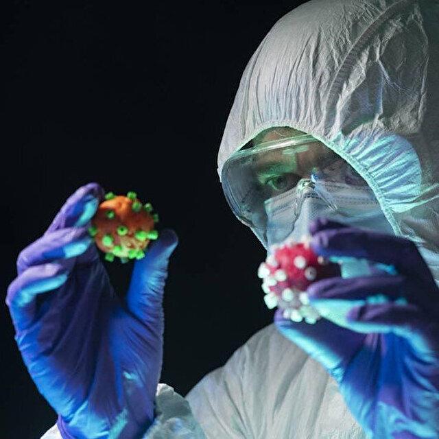 Koronavirüsün İngiliz varyantı 1,32 kat daha bulaşıcı