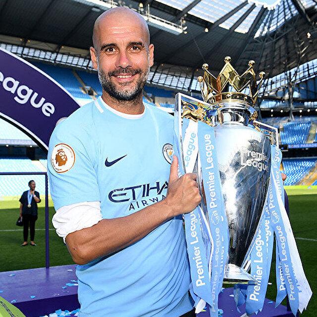 Manchester City Premier Lig'de şampiyonluğunu ilan etti