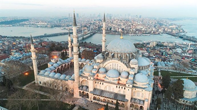 Suleymaniye mosque: Unique architectural masterpiece of Ottoman ...