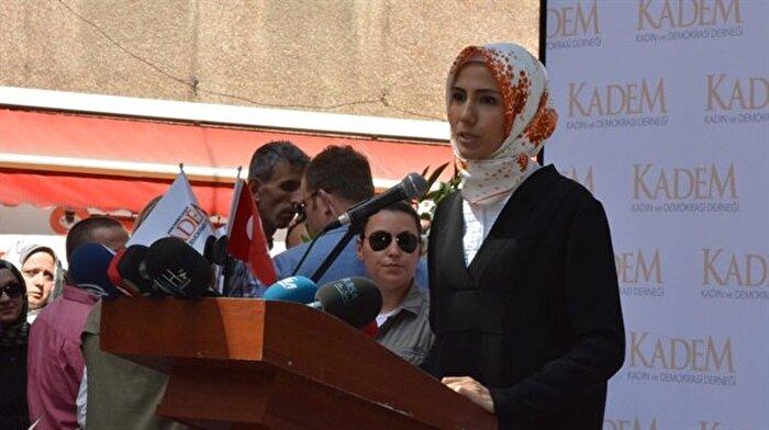 Sümeyye Erdoğan Bayraktar, 15 Temmuz gecesi kadınlarımızın duruşu, hepimiz adına bir gurur vesilesidir