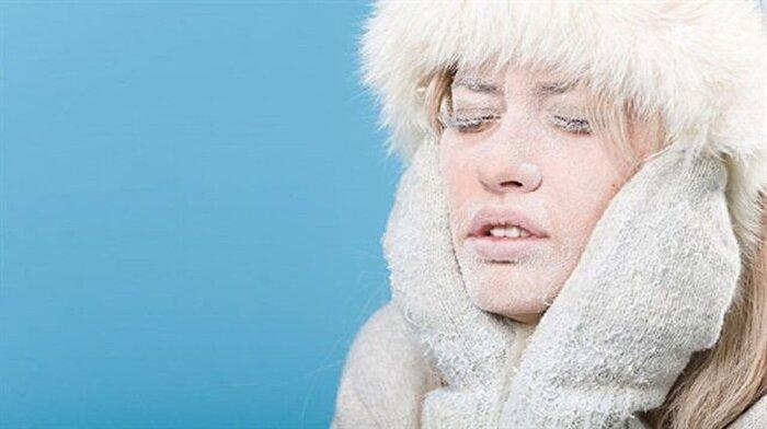 Soğuk havalarda kuruyan cildiniz için 5 bakım önerisi