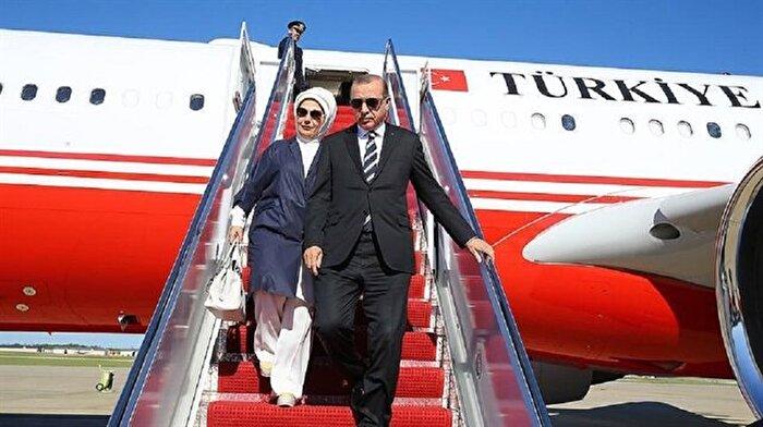 Cumhurbaşkanı Erdoğan ABD'de: En önemli gündem maddesi PKK/PYD