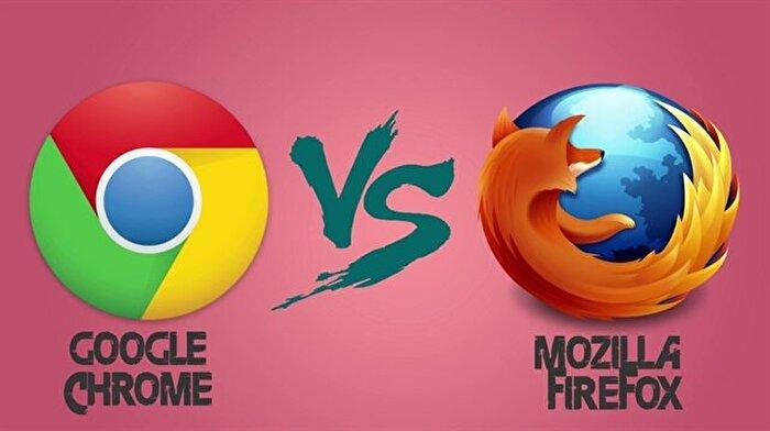 Chrome vs Mozilla: Hangi tarayıcı sizin için daha uygun?