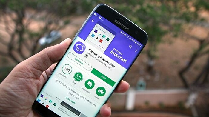Samsung Internet Browser, yepyeni özellikleriyle geliyor