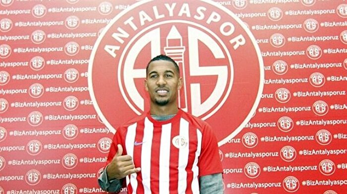 Antalyaspor'un yeni transferinden Galatasaray itirafı