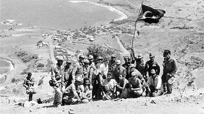 Kıbrıs Türklerinin şanlı Erenköy direnişinin 55'inci yıl dönümü
