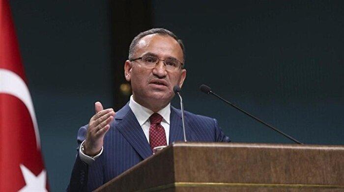 Bekir Bozdağ NATO tatbikatındaki skandal hakkında açıklama yaptı