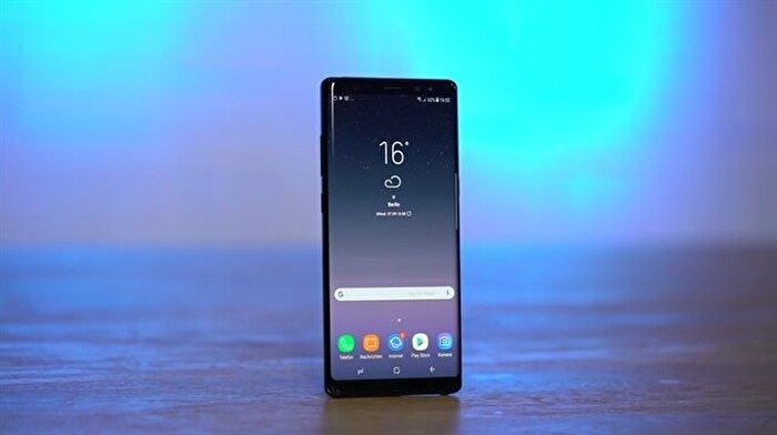 Samsung Galaxy S9'un ilk fotoğrafı ortaya çıktı!