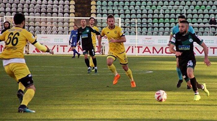 TFF 1. Lig'in yeni lideri Ankaragücü