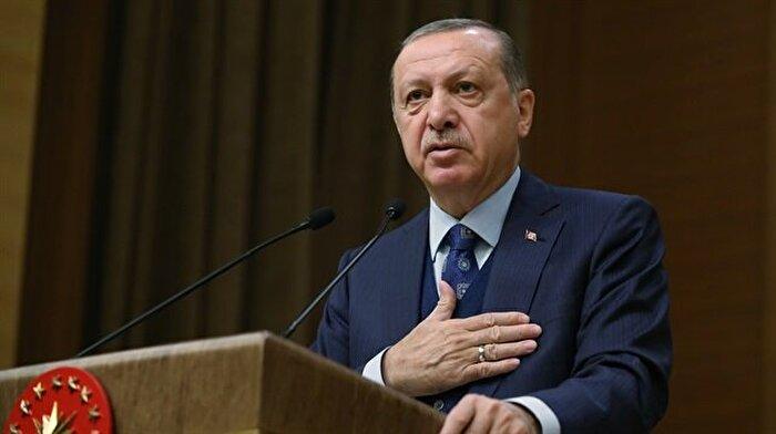 Cumhurbaşkanı Erdoğan: Senin ceddin neredeydi?