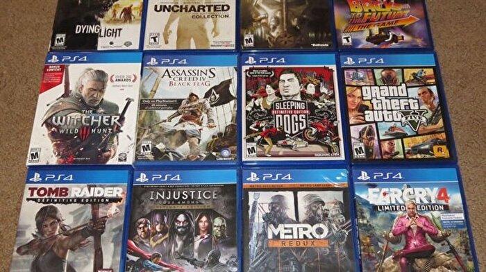 2017 yılında en çok oynanan PlayStation oyunları belli oldu