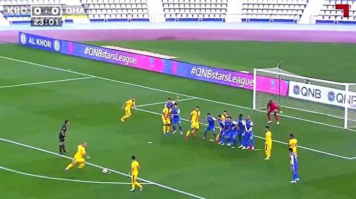 Sneijder'den eski günlerini hatırlatan gol: Klas kalıcıdır