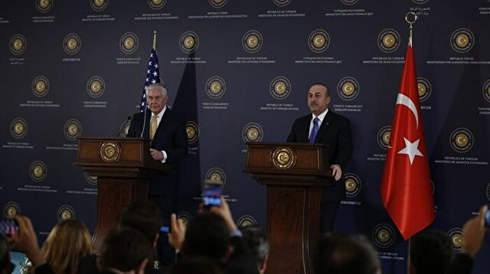 Bakan Çavuşoğlu: ABD ile ilişkilerin normalleşmesi için mutabakata vardık