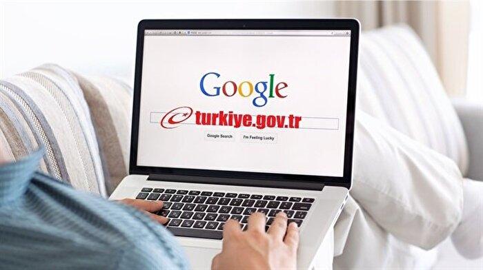e-Devlet araması Google'a damga vurdu
