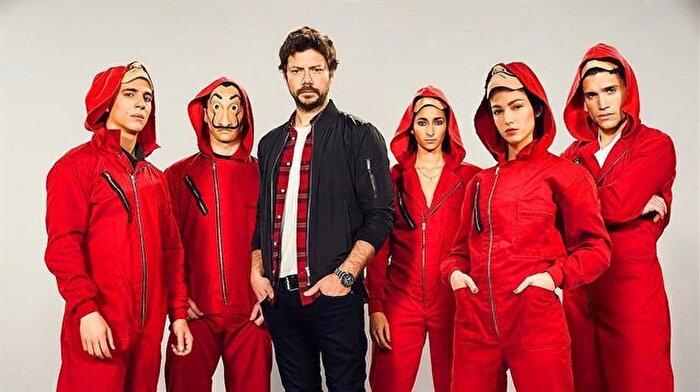 Netflix dizisi La Casa de Papel 3. sezon onayını aldı