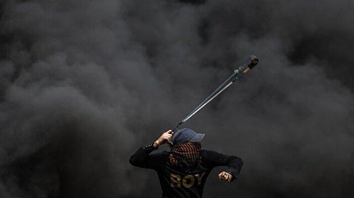 Gazze sınırı diken üstünde
