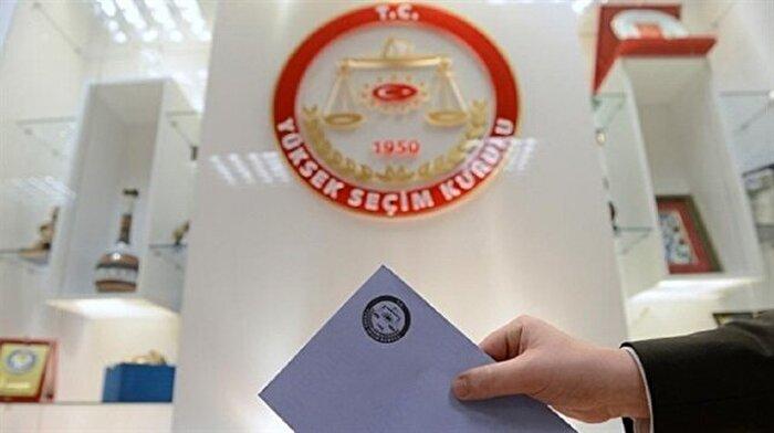 Yüksek Seçim Kurulu kesin aday listesinde 38 yeni isim