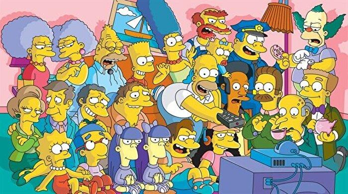 The Simpsons, Dünya Kupası'nın finalistlerini mi açıkladı?