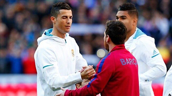 Ronaldo 9 yıl sonra yok!
