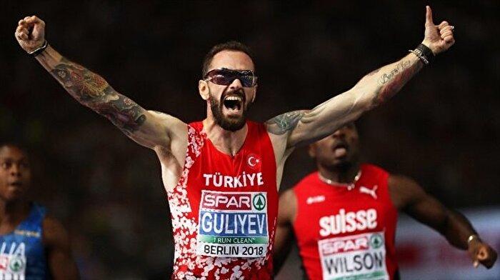 Ramil Guliyev Avrupa'da 'ayın atleti'ne aday