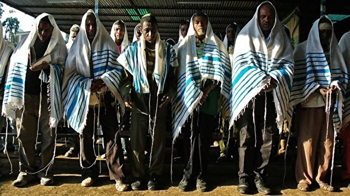 İsrail'e 1000 Etiyopyalı Yahudi daha