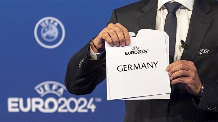 UEFA'dan skandal karar: Ev sahibi Almanya oldu