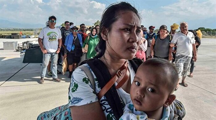Endonezya'dan uluslararası yardım çağrısı