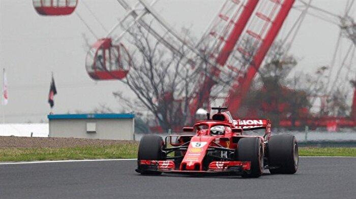 Formula 1'de sıradaki durak Japonya