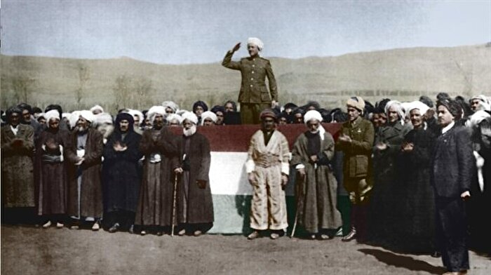 İran'da bir Kürt cumhuriyeti: Mahabad