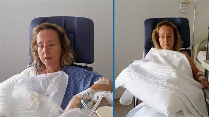 Sadece kolu kırılmıştı: Şimdi uyanıp uyanmayacağı belli değil!