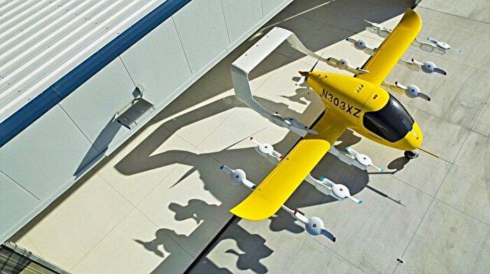 Larry Page'in hava taksi şirketi, Air New Zealand ile anlaşma sağladı