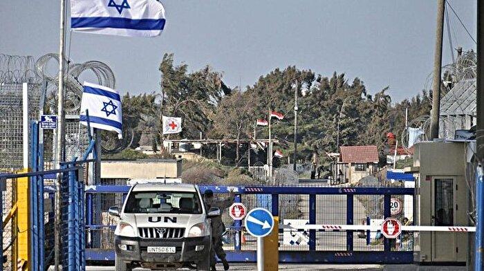 İsrail sınır kapılarını kapattı