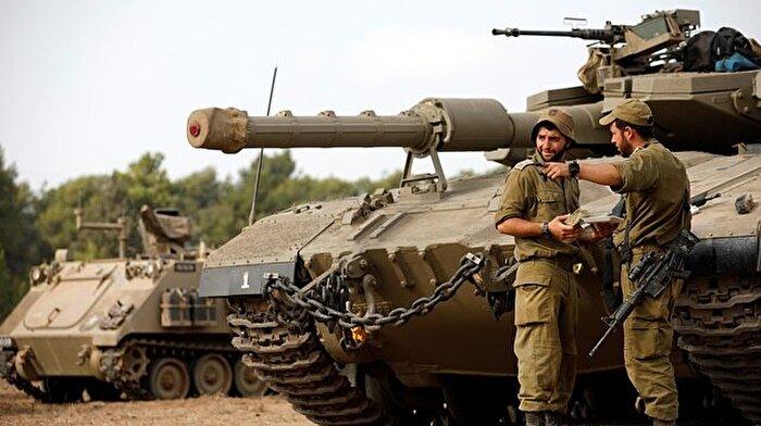 İsrail güçleri Gazze sınırında