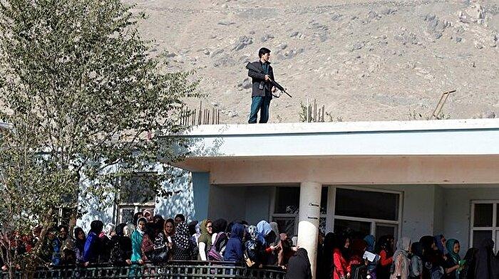 Afganistan'da seçim bilançosu: 36 ölü