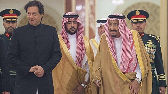 Suudî Arabistan'dan Pakistan'a 3 milyar dolar
