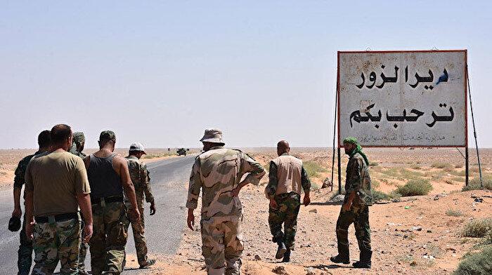 Deyrizor'da sivil halka mezhep baskısı
