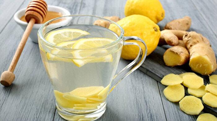 Sabah iksiri: Ilık su ve birkaç damla limon